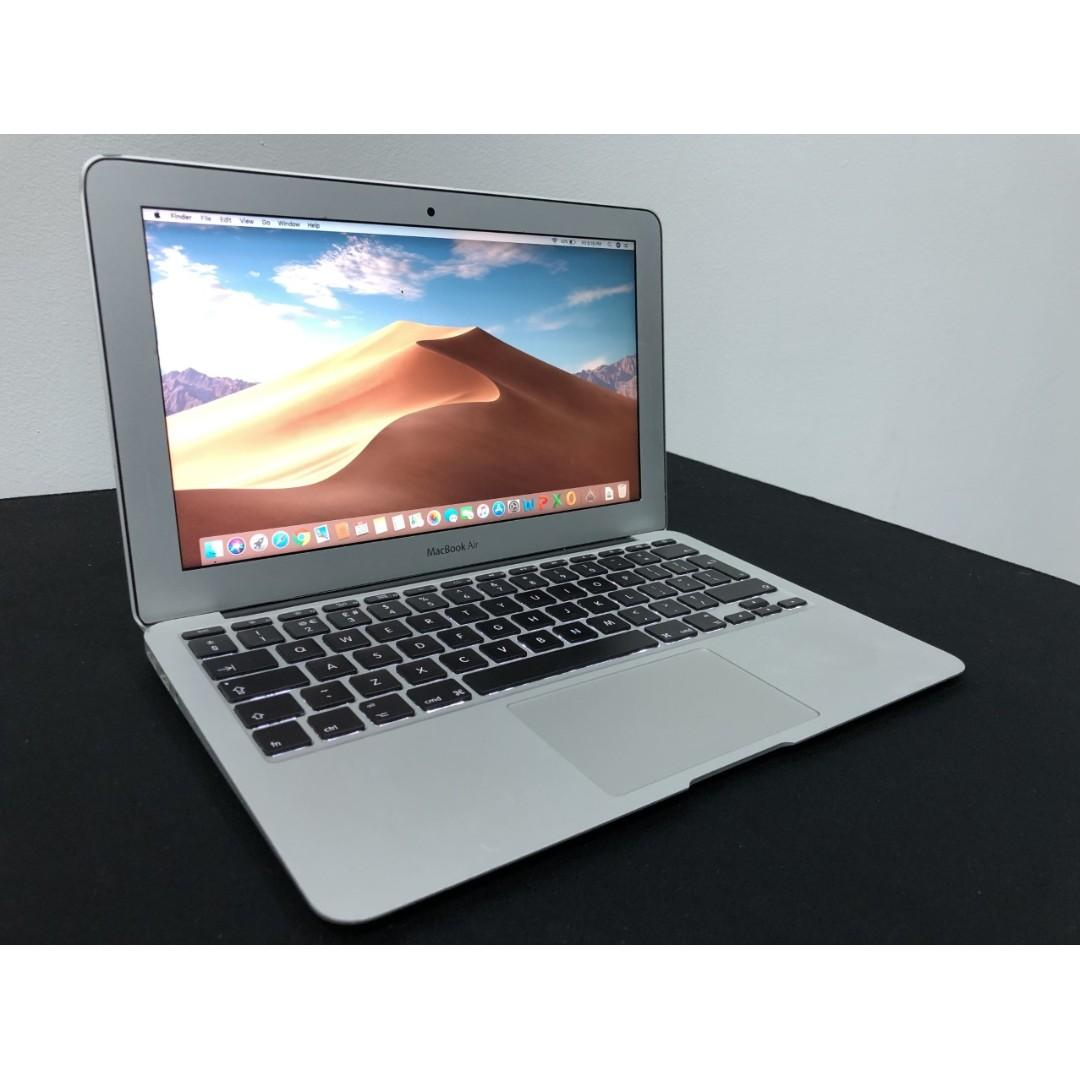 "11"" Apple i5 Macbook Air + MS Office For Cheap Sale"