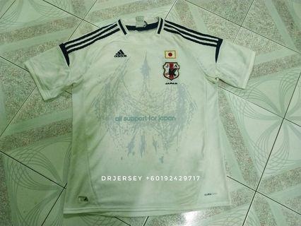 Japan 2012 away Olympic jersey XL