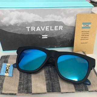 TOMS 墨鏡/太陽眼鏡/水銀防刮/抗UV