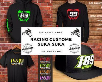 Custome racing suka suka