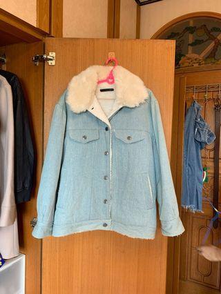 Heather牛仔外套