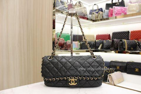 Chanel classic Chain Me Around jumbo Flap