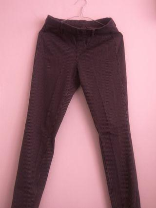 Celana Bahan Uniqlo Original