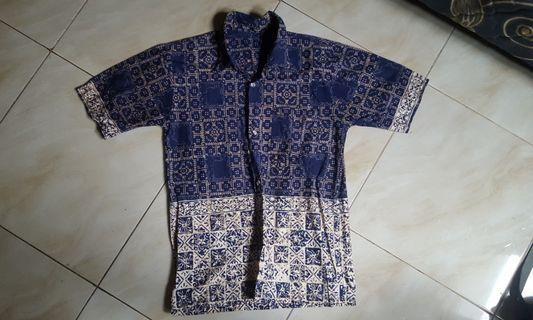 Kemeja Batik Size XS