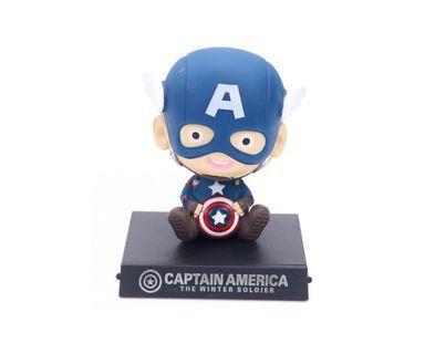 Marvel Bobblehead (Captain America, Spiderman, Groot)
