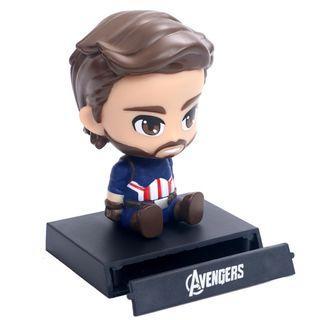 Marvel Bobblehead (Captain America, IronSpider, Ironman, Deadpool, Thanos)