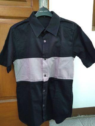 Berrybenka Black Shirt