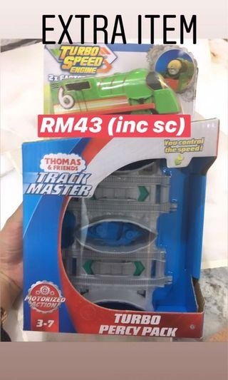 Thomas Percy pack track master