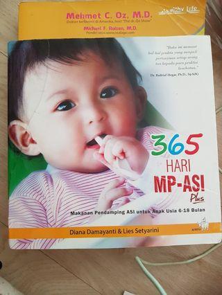 Buku Mpasi 365 hari MP-ASI