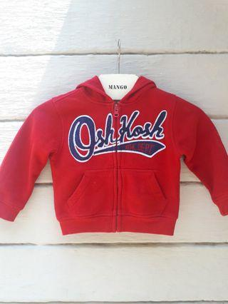 OshKosh B'gosh Red Sweater
