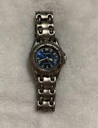 Kenneth Cole 紐約購入購入鋼錶