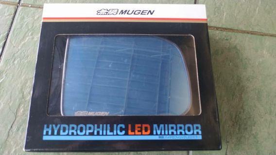 Mugen aero mirror for Honda jazz/fit gk5