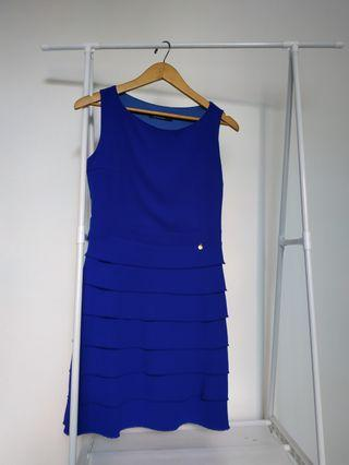 RINASCIMENTO blue dress
