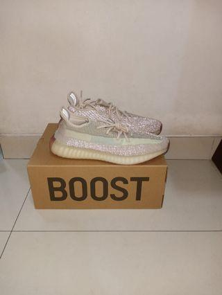 Yeezy Boost 350 Citrin Reflective