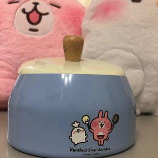 卡娜赫拉的的小動物 時尚單把鍋(藍色)巧克力牛奶鍋