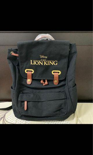 Authentic Disney Lion King backpack
