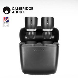 英國 CAMBRIDGE )True Wireless真無線防水藍牙耳機 ELOMANIA【黑色/白色】保固兩年