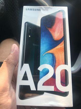 [Jual murah dan cepat, bisa nego] Samsung Galaxy A20 Black