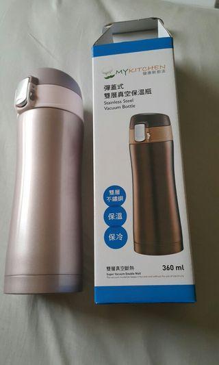 304不鏽鋼真空保溫瓶