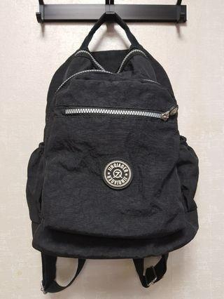 二手 背包 類猴子包 類Kipling 黑 上班 學生 通勤 小包 旅遊 萬用