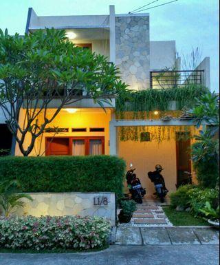Rumah minimalis Pamulang