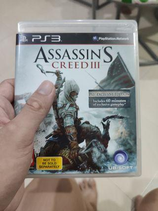 Assassin creed 3 gs