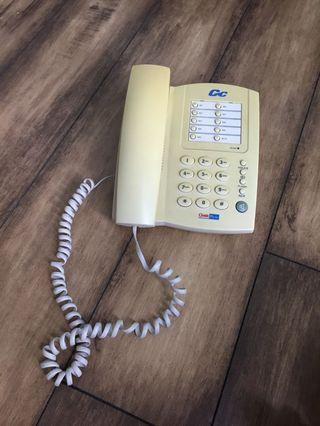 Telefon Rumah Fixed Line Phone