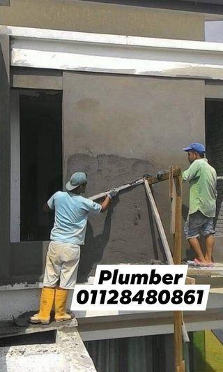 Plumber service & renovation taman murni