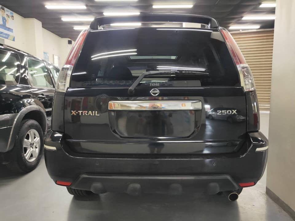 2006 Nissan  X-trail  2.5四輪傳動 黑內裝 車漂亮 大空間