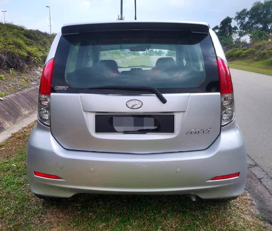2010 Perodua MYVI 1.3 EZi (A) B/L LOAN KEDAI DP 2K