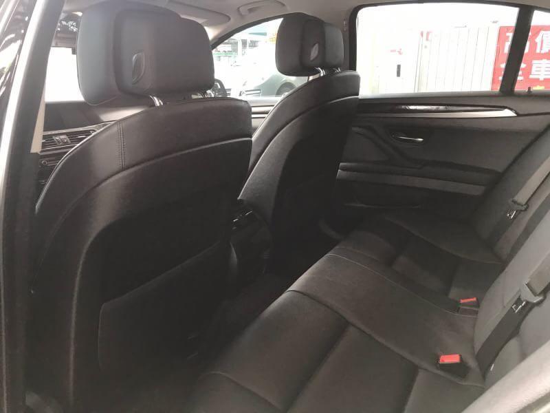 2012 BMW F10 528I 2.0