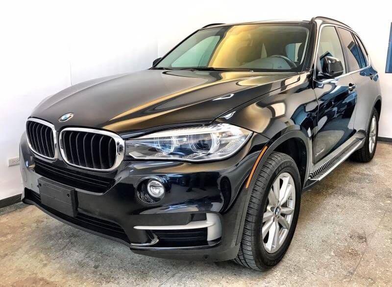 正2014 BMW X5 SDRIVE35I 後驅大馬力 #7人座