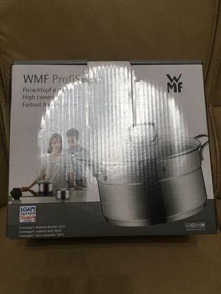 WMF可疊放高身湯鍋24cm