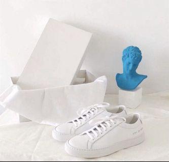 [出清!]顯瘦小白鞋  37號
