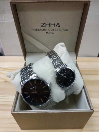 ZHHA Couple Watch