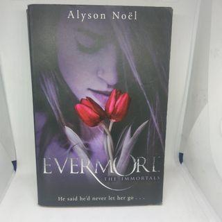 Novel Inggris - Evermore (The Immortals #1) by Alyson Noel