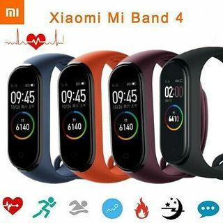 Mi Xamion Band 4 watch