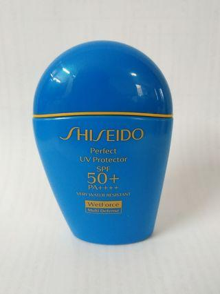 SHISEIDO PERFECT UV PROTECTOR SPF 50+ PA++++