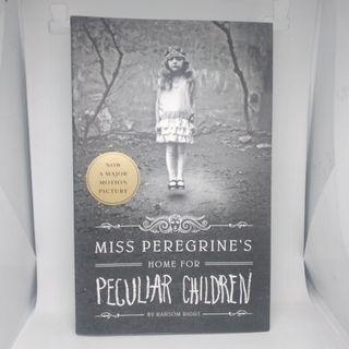 Novel Inggris - Miss Peregrine's Home for Peculiar Children by Ransom