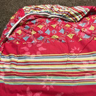 Cadar queen size bedsheet