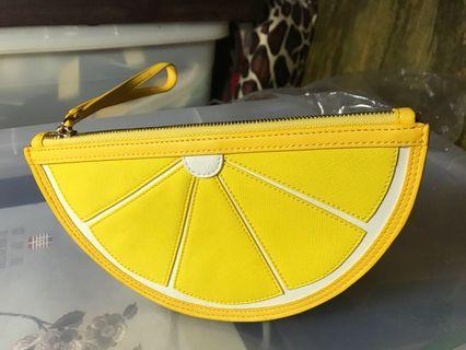 🍋檸檬手拿包