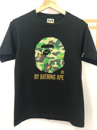 老猿迷!A Bathing Ape 青山限定.日本製
