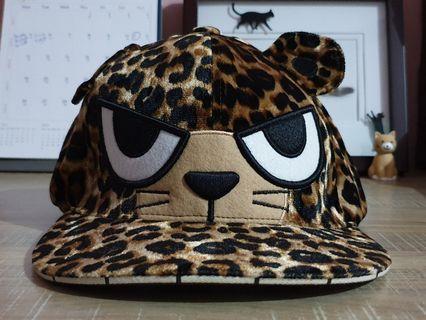 Teamlife Snapback Leopard Style (Medium)