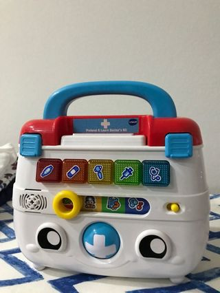 Doctor Play Set Suitcase Toys Games Carousell Singapore
