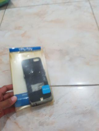 Case plus power bank 5S