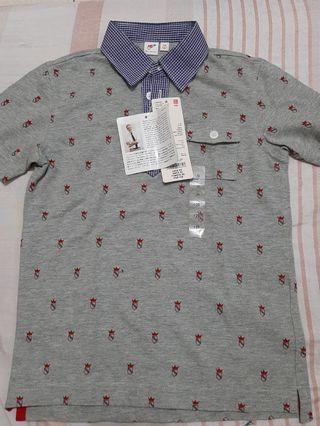 Brandnew uniqlo polo shirt