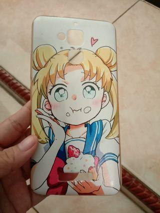 Soft Case Asus Zenfone 3 Max Sailormoon