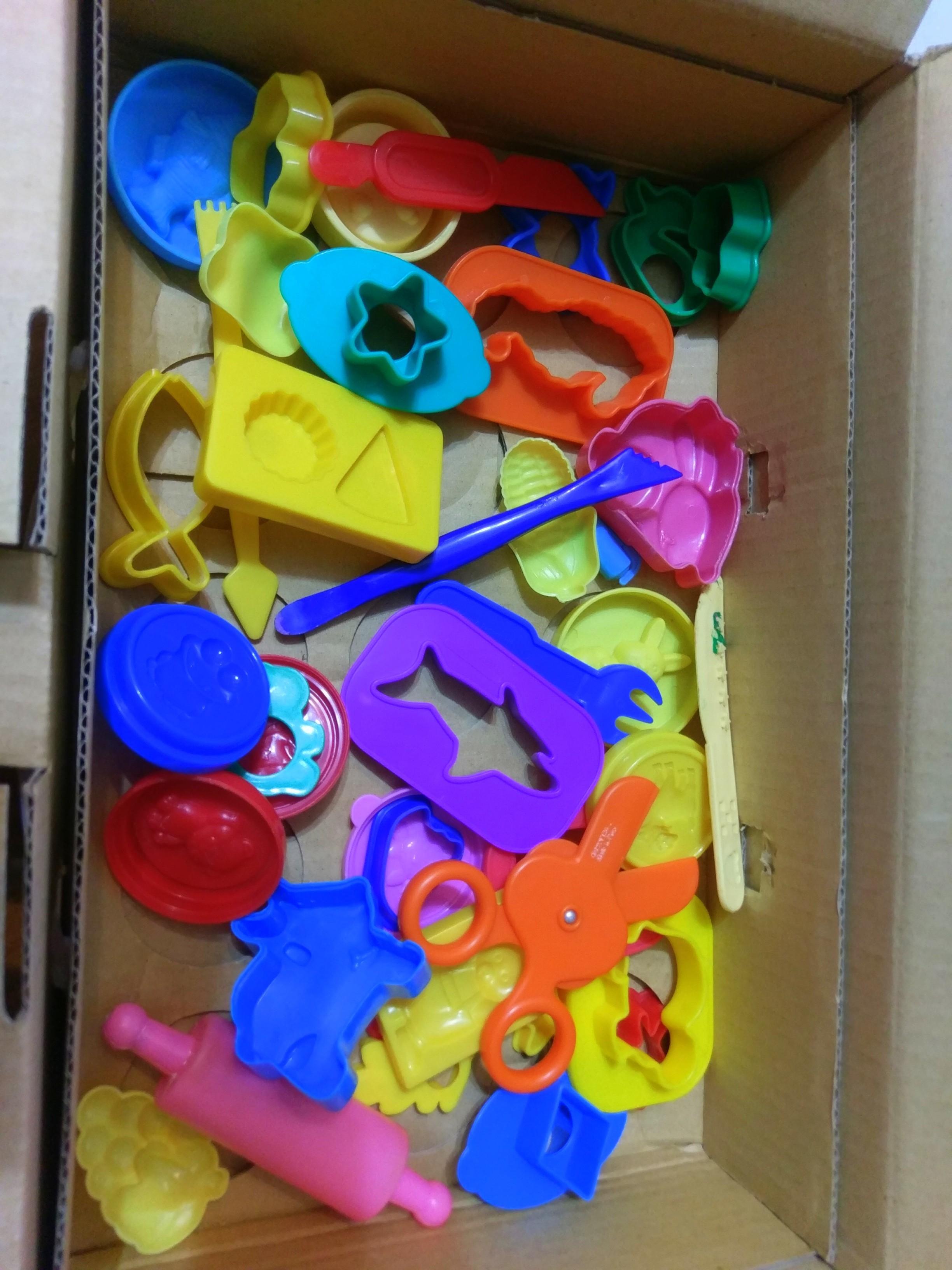 黏土工具組40件不拆賣