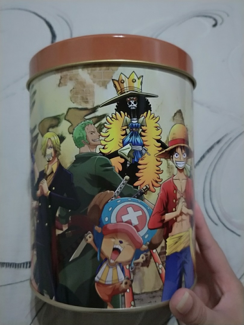 米樂航海王空桶 (特價中)