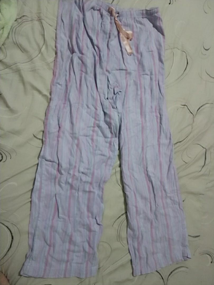 夢幻粉紫睡褲 泰國製造